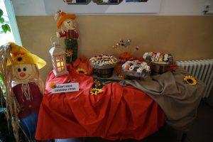Dekorácie k študijnému odboru cukrárska výroba