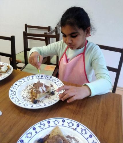 Príprava palaciniek