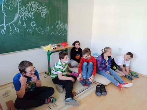 Rozvíjanie zmyslov u detí v ŠKD