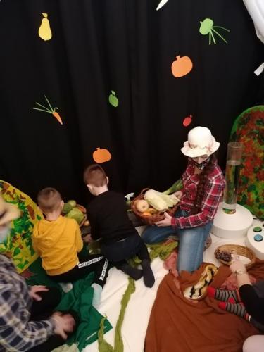 deti so zelninou
