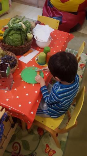 čistenie zeleniny