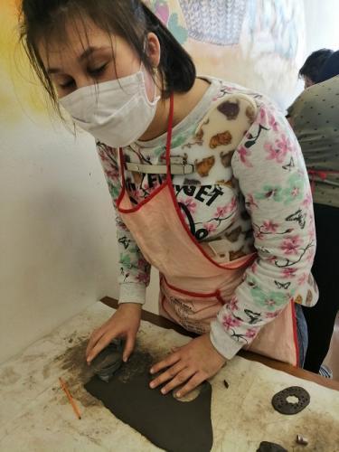 Práca s keramikou - RZ